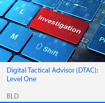 Digital Tactical Advisor Level One