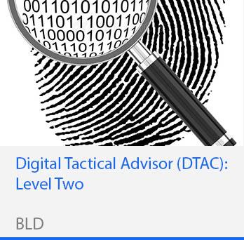 Digital Tactical Advisor Level Two