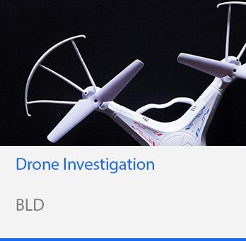 Drone Investigation